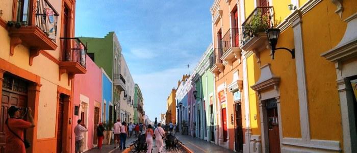 San Francisco de Campeche Mexique