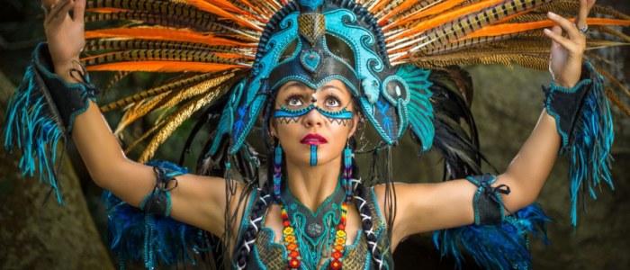 Danse Aztèque Mexique