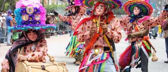 CARNAVAL ZOQUE6 MEXIQUE DECOUVERTE