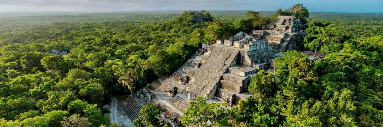 Calakmul Mexique