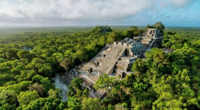 Calakmul Mexique