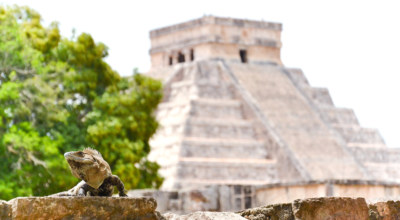 CHICHEN ITZA- MEXIQUE