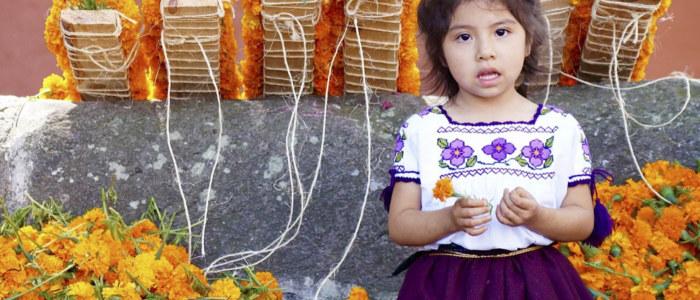 Dia de Muertos Mexique