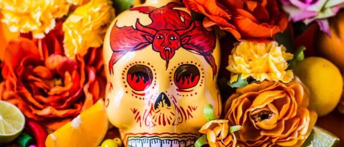 Dia de Muertos2 Mexique