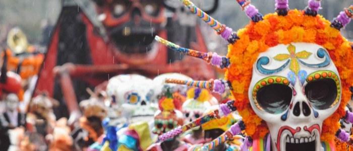 Dia de Muertos3 Mexique