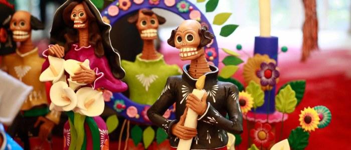 Dia de Muertos6 Mexique