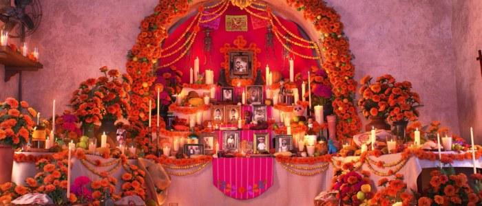 Altar Mexique