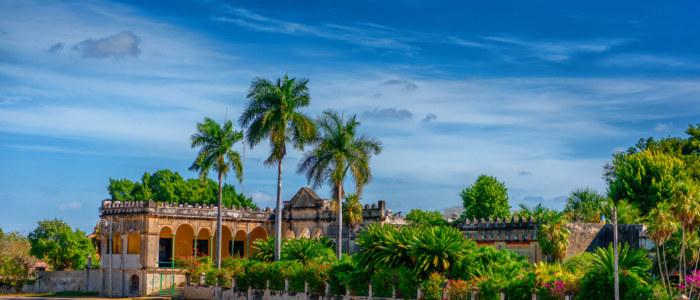 Hacienda Mexique