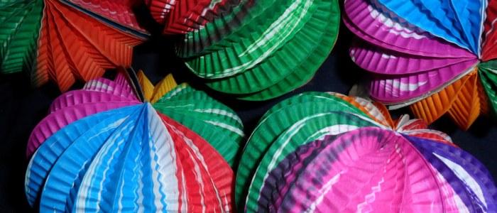 Lanterne Mexique