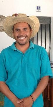 Maurhino membre équipe Mexique Découverte