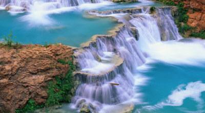 Agua Azul Mexique