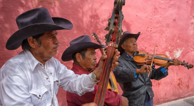 Banda Mexique