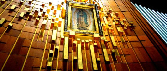 basilique guadalupe Mexique