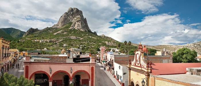 Bernal Mexique