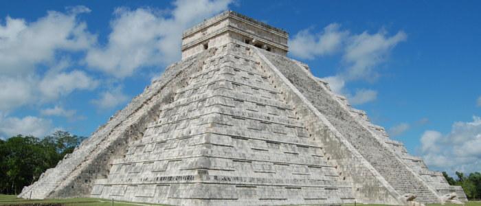 Chichen Itza Castillo Mexique