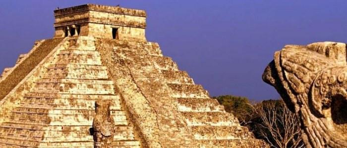 Chichen-Itza-Mexique Decouverte