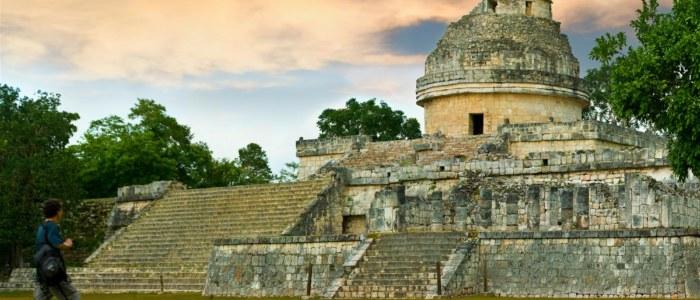 Chichen Itza Observatoire Mexique