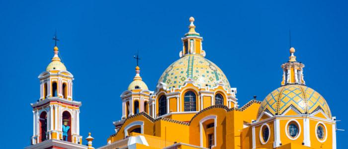 Cholula Mexique