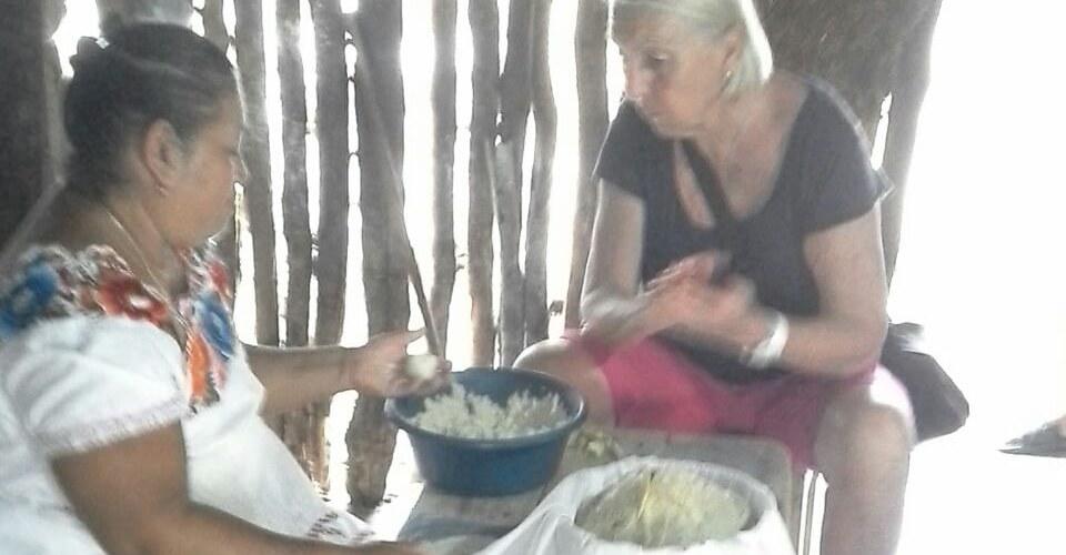 Cuisine Maya Amis Belges Mexique Decouverte