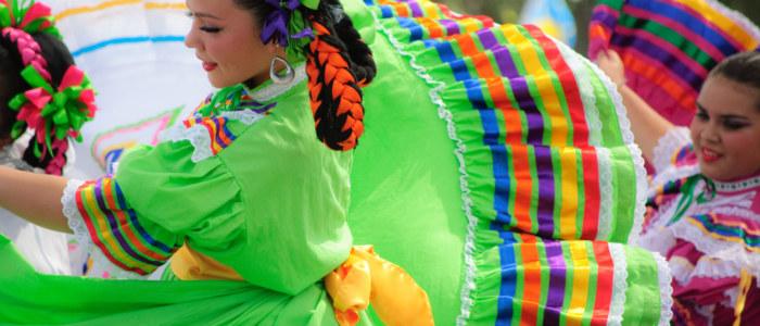 Danseuse Mexique
