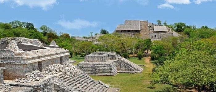 Ek Balam Mexique
