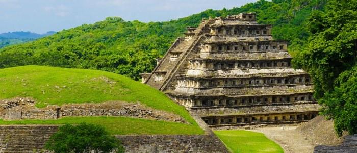 El Tajin Site archéologique Mexique