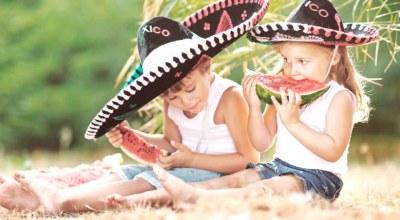 Enfants Mexique