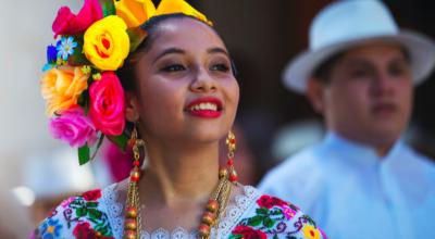 Femme Maya Mexique