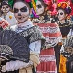 Fete des morts au Mexique