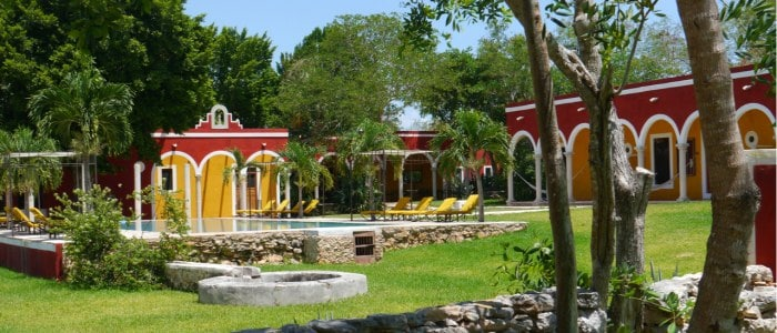 Hacienda Mexique