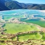 Hierve el Agua Mexique