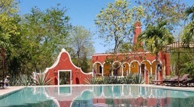 Hotel Hacienda Mexique