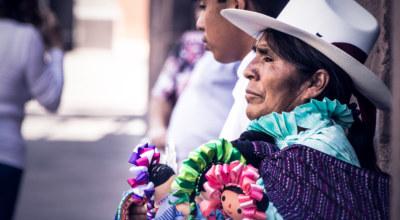 Indigene Mexique