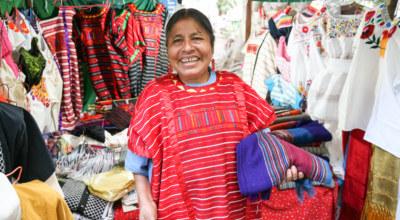 Indigene Oaxaca Mexique