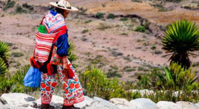 Indigenes Mexique
