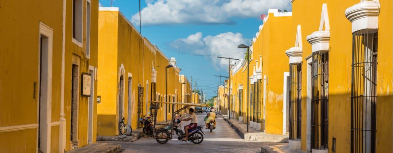 Izamal Mexique Decouverte