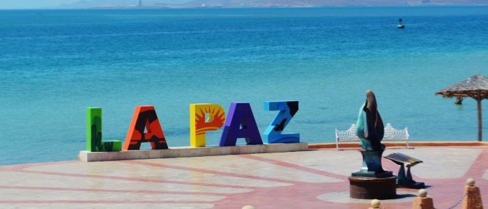 La Paz Basse Californie Mexique