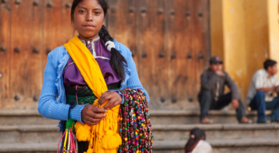 leune femme chiapas- mexique decouverte
