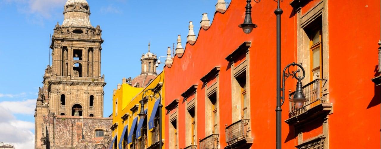 Mexico Mexique Decouverte