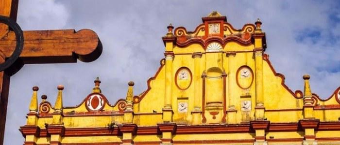 San Cristobal Mexique