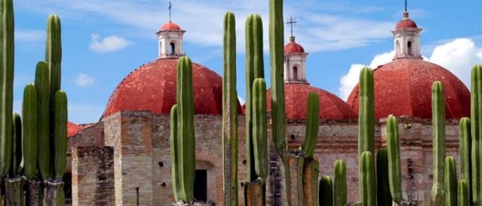 Mitla Oaxaca Mexique