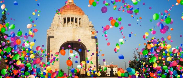 monument révolution Mexico Mexique