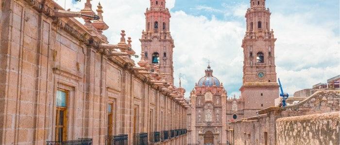 Morelia Mexique