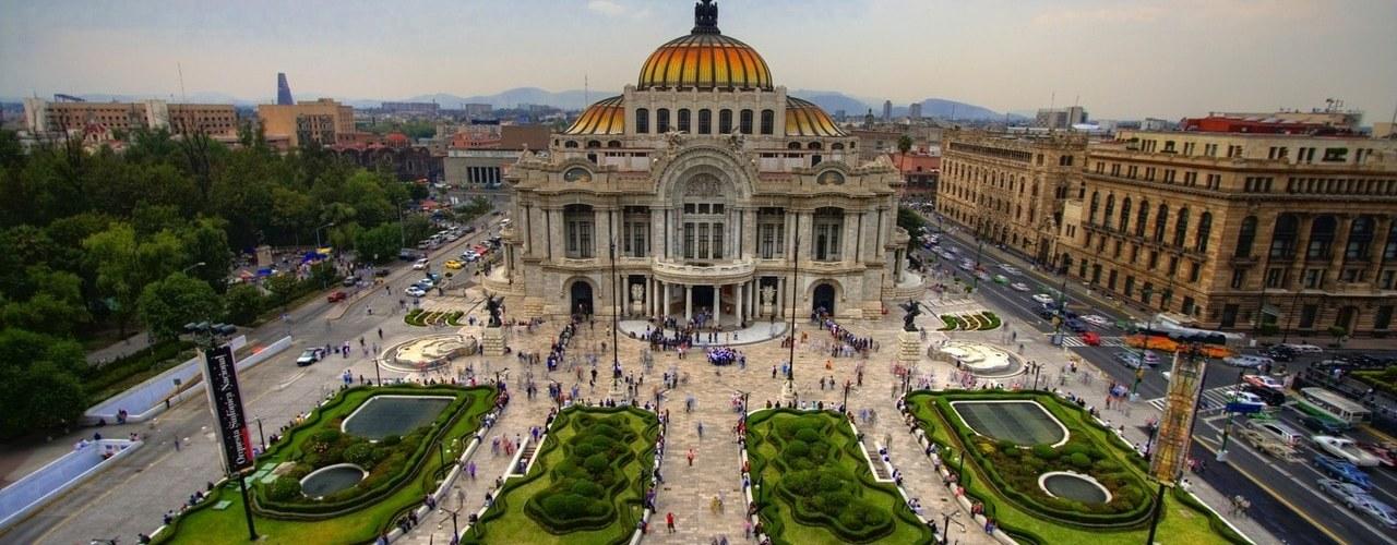 Palacio Bellas Artes Mexique