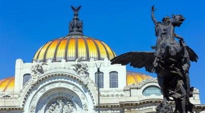 Bellas Artes Mexico Mexique