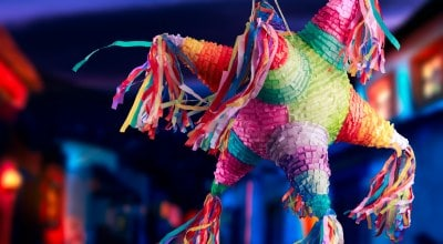 Piñata Mexique