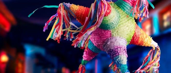 Piñata Mexique