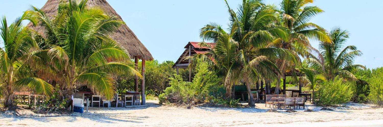 plage Contoy mexique- mexique decouverte
