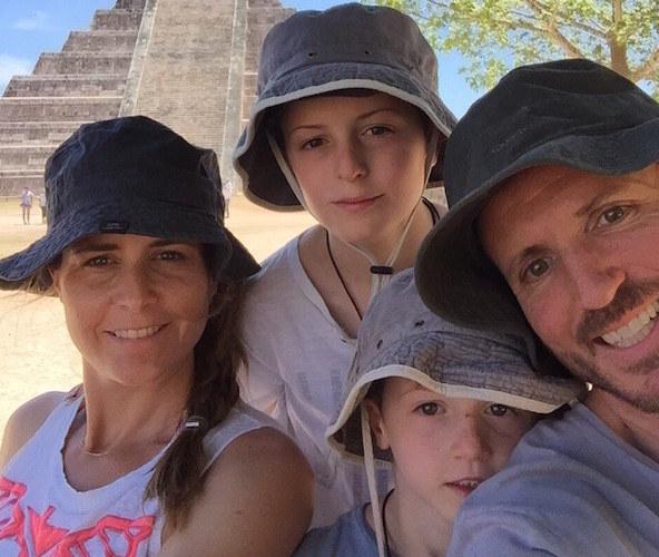 Famille Poiret Mexique