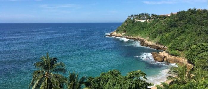 Puerto Escondido Mexique